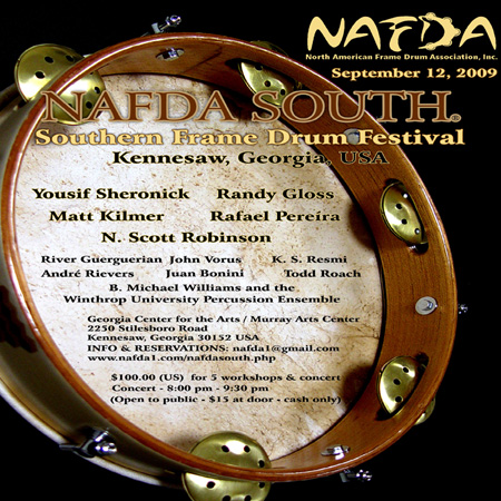 NAFDA South Flyer