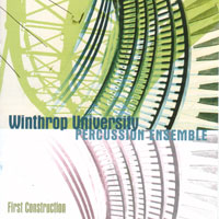 Winthrop University Percussion Ensemble CD